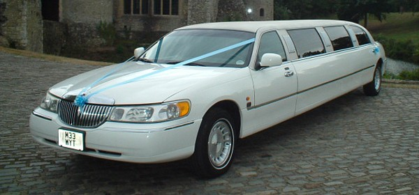 OUR LUXURY LIMOUSINE