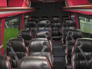 Corporate Coach Platinum Services